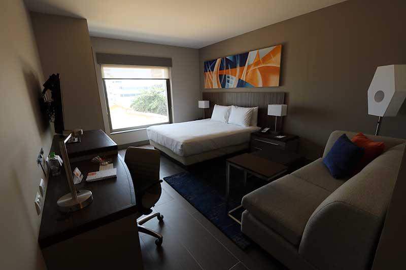 quarto hyatt place macae
