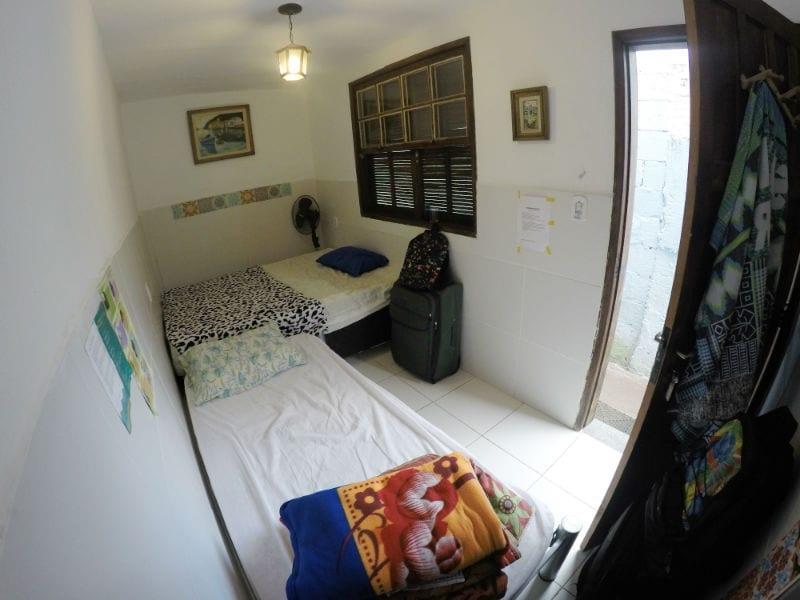 quarto uai hostel