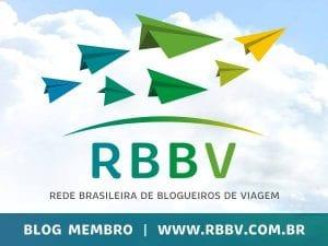 Blog membro: Rede Brasileira de Blogueiros de Viagem