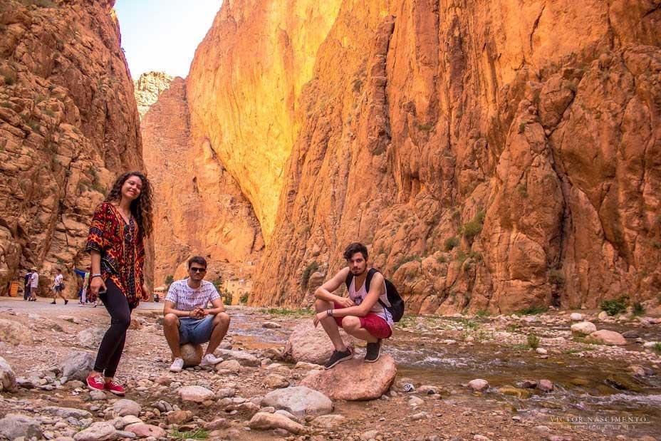 rio todra marrocos