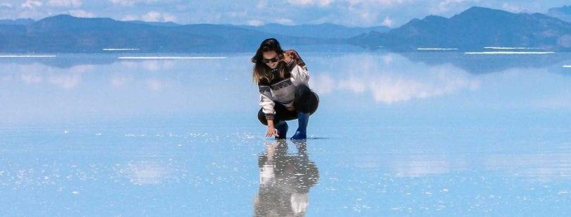 espelho de sal salar de uyuni
