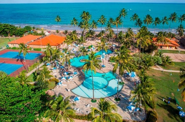 Resort Réveillon 2019 All Inclusive: Salinas Maragogi, Alagoas