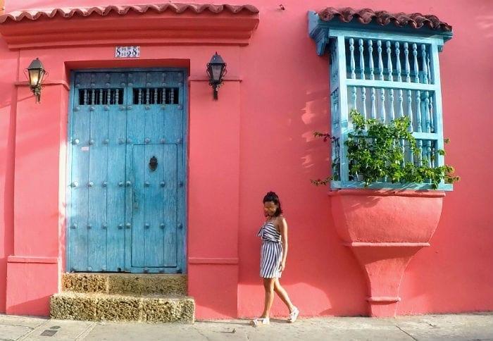 casas coloridas san diego cartagena