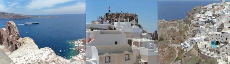 santorini oia grecia