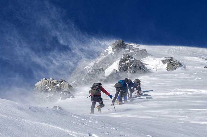 seguro viagem esporte de neve