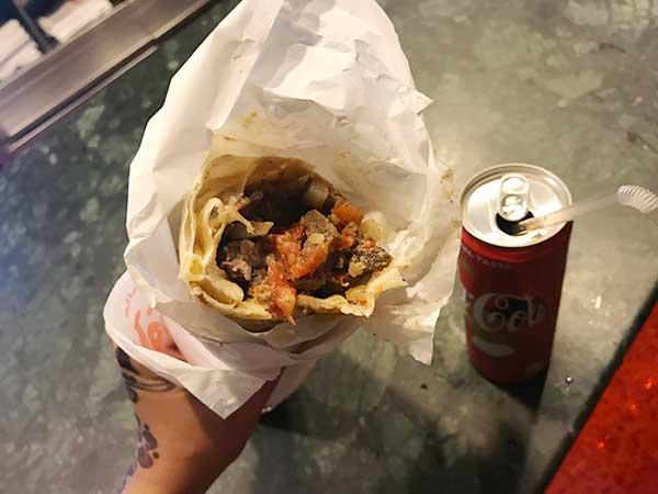 shawarma Felfela cairo