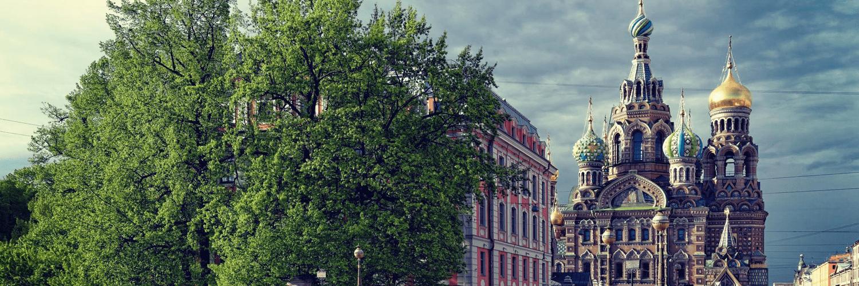 st. petersburg cover