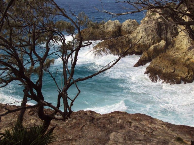 stradebroke island australia