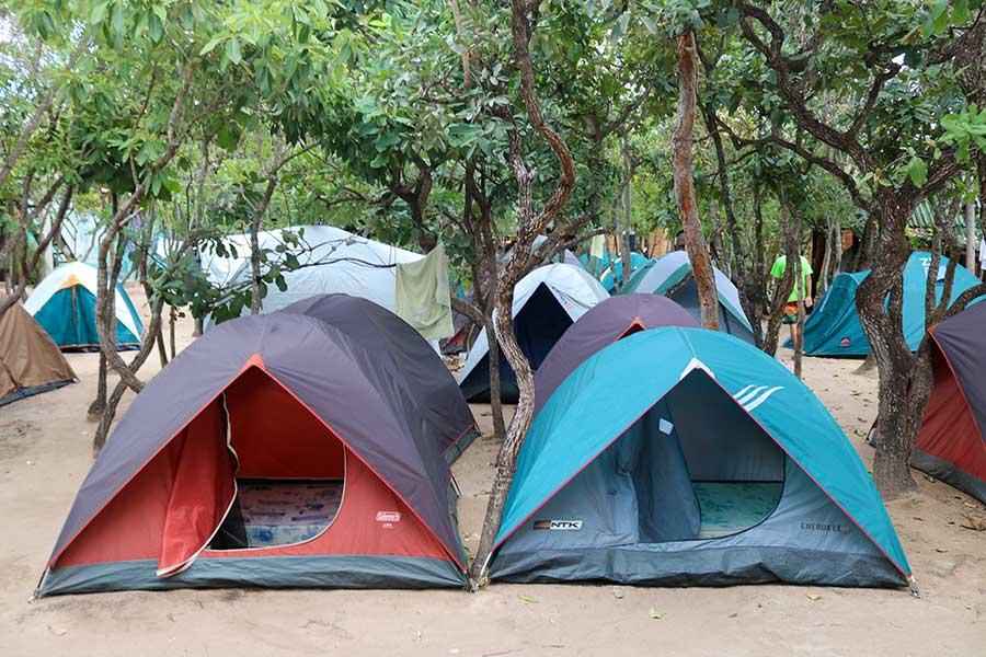 taiua camping sao jorge