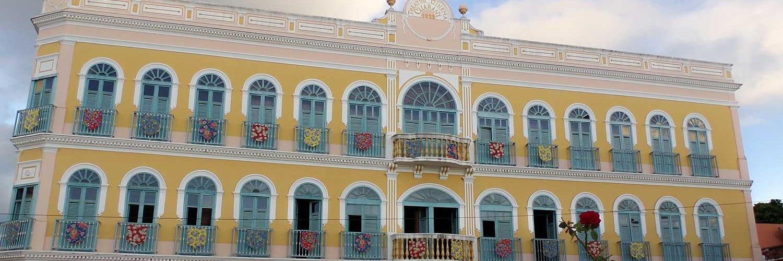 teatro guarany triunfo pe