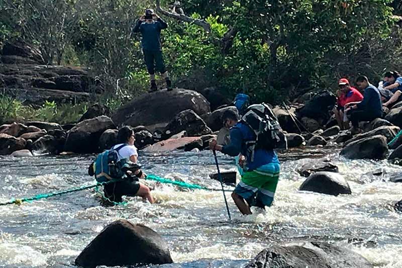 trilha monte roraima venezuela