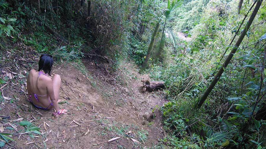 trilhas camping clube do brasil serrinha