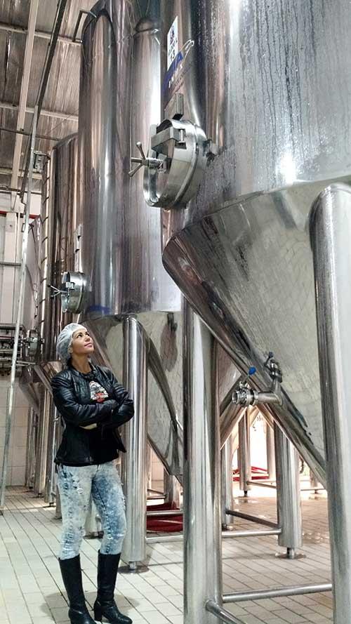 fábrica cervejaria Saint Bier